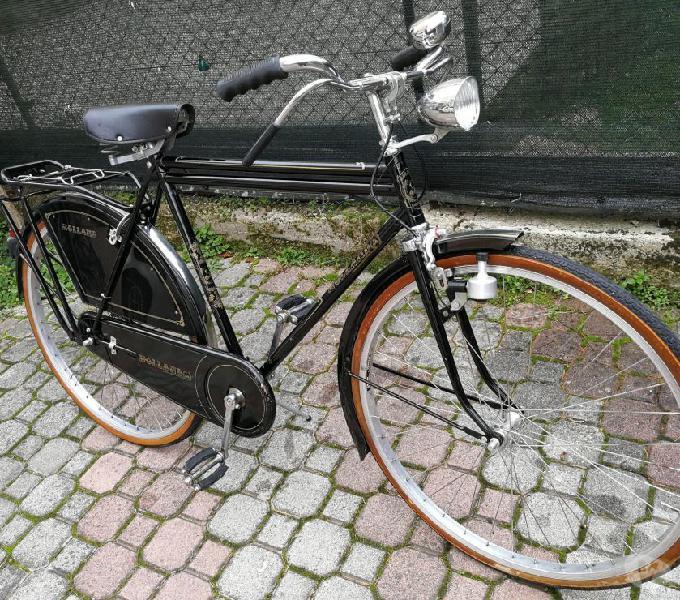 Rara bicicletta epoca holland uomo