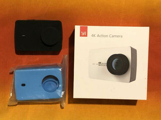 Yi 4k action camera come nuova con accessori