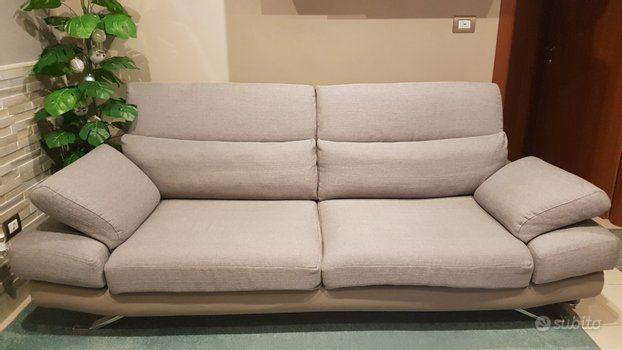 Divano 3 posti poltrone & sofà