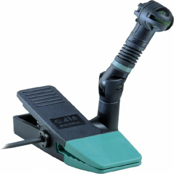Microfono condensatore akg