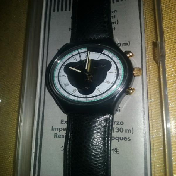 Orologi swatch crono anni 90 funzionanti certificati scatole