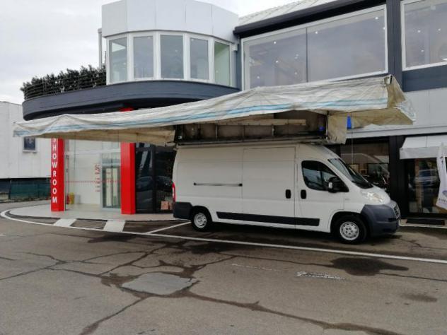 Fiat ducato 33 2.3 mjt plm-tm furgone rif. 14333215