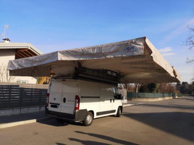 Fiat ducato furgone allestimento mercato rif. 14346709