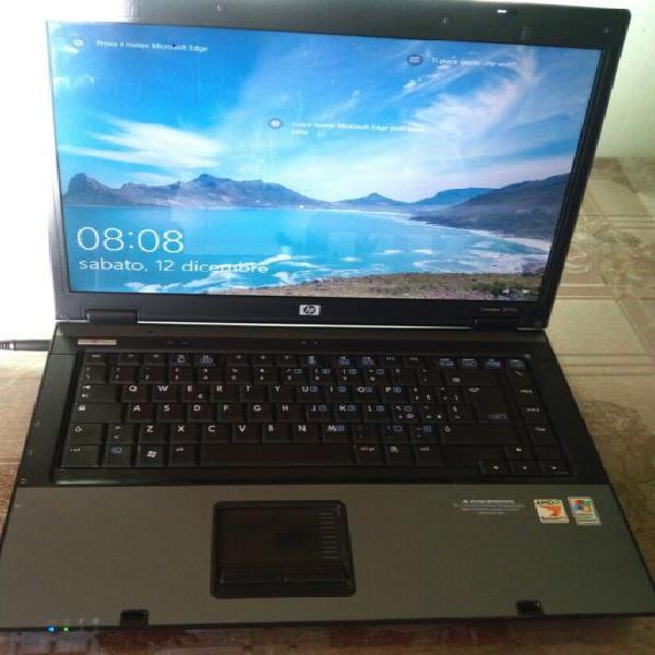 Notebook hp compaq 6715s hdd 250gb ram 3gb