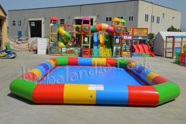 Vendita giochi gonfiabili scivoli playground tappeti