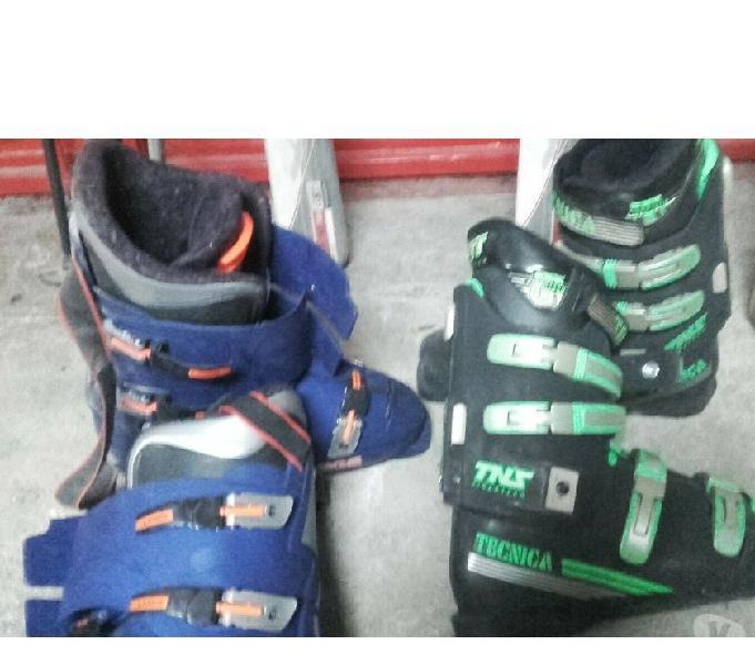 2 coppie di sci - scarponi - racchette bari - articoli sportivi e bicicletta in vendita