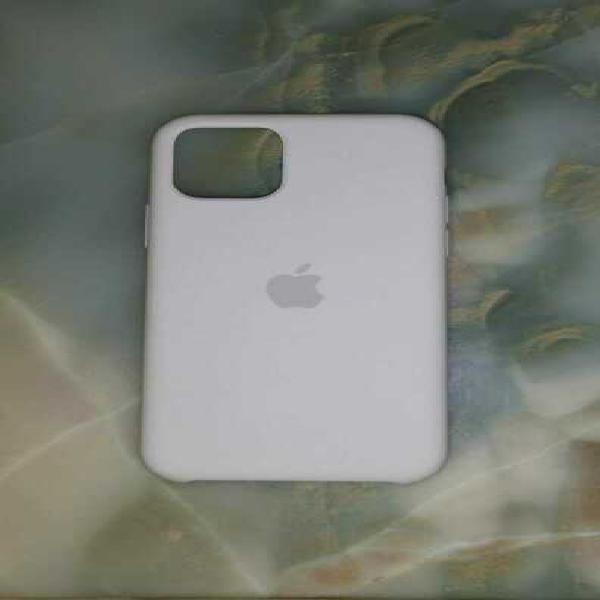 Custodia in silicone per iphone 11 pro