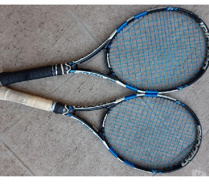Due racchette tennis babolat pure drive gt fsi technology genova - articoli sportivi e bicicletta in vendita