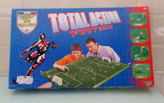Gioco del calcio total action football giochi preziosi nuovo