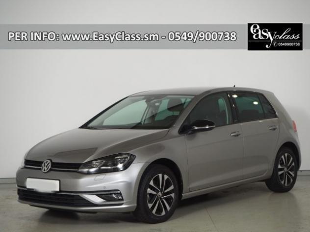 Volkswagen golf 1.5 tsi 150 cv dsg act 5p. iq.drive navi led