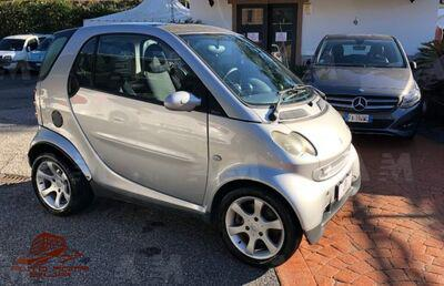 Smart fortwo 700 coupé pulse (45 kw) usata a roma -