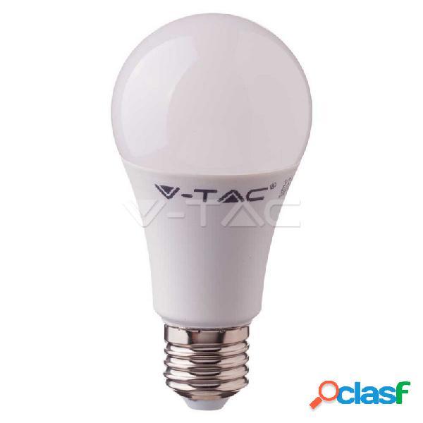 Led bulb - samsung chip 9w e27 a60 plastic 3000k