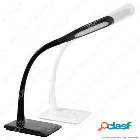 7w led desk lamp 4000k black body