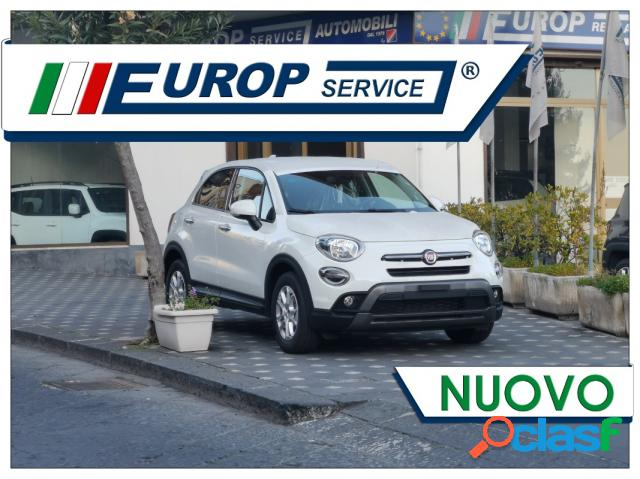 Fiat 500x benzina in vendita a zafferana etnea (catania)