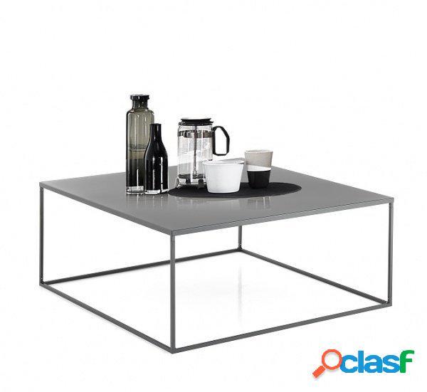 Tavolino alto o colonna portavaso design minimal ...