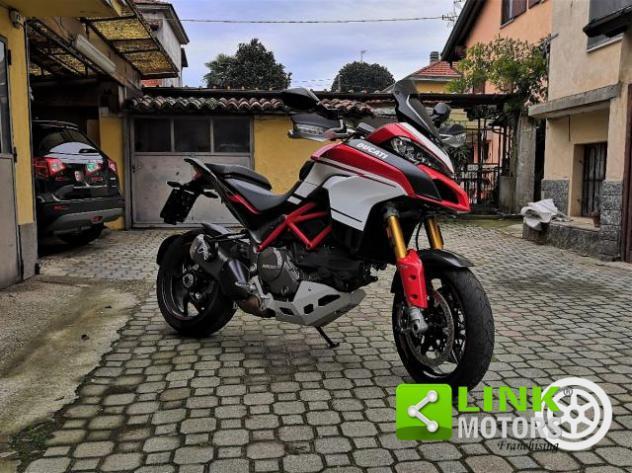 Ducati multistrada 1200 s pikes peak - perfette condizioni