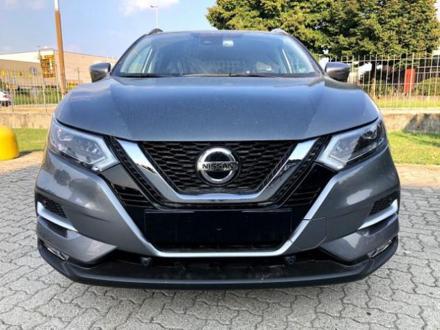 Nissan qashqai 1.3 dig-t 140 cv n-connecta fullled pelle