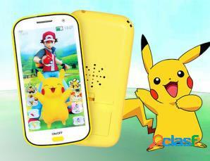Smartphone giocattolo pikachu