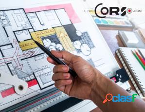 Corso online interior design