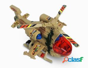 Elicottero militare giocattolo