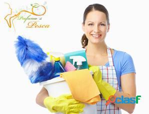 Fino a 4h di pulizie professionali