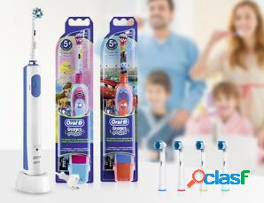 Oral b family pack