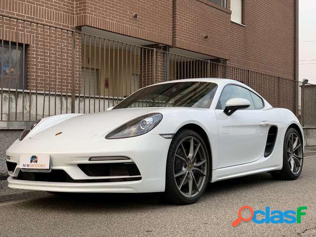 Porsche cayman benzina in vendita a cologno monzese (milano)