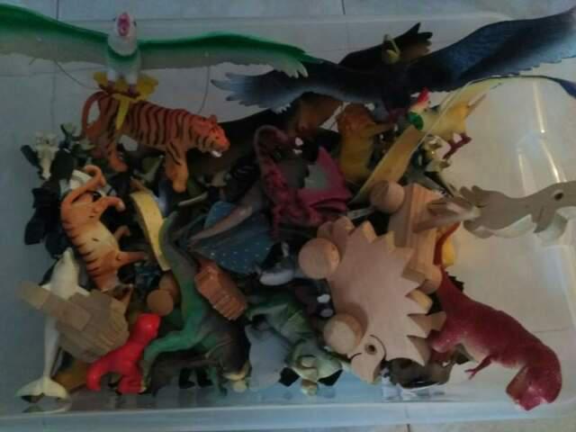 Animali e dinosauri