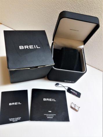 """Breil """"t tribe"""" scatola completa con garanzia, libretto"""
