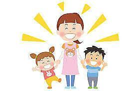 Babysitter di appoggio libera di impegni e orari