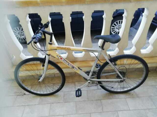Bicicletta monta bike