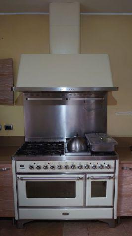 Cucina ilve blocco cottura majestic ms120