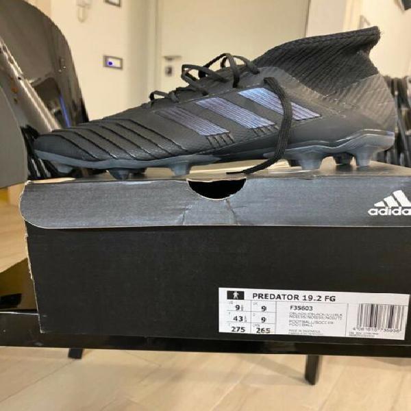 Adidas predator n43 nuove