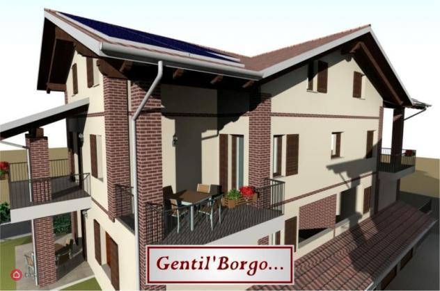Appartamento di 96mq in Via Gentile - Classe A con pompa di