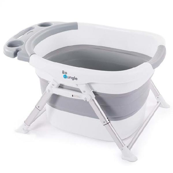 Bo jungle b-foldable vasca per la doccia dei bambini grigio