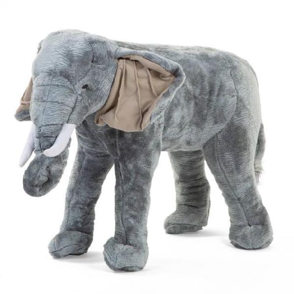 Childhome elefante giocattolo autoportante 77x33x55 cm