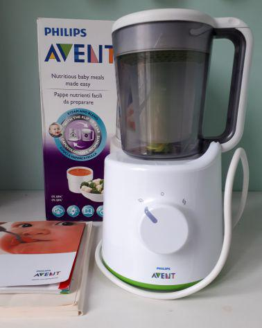 Easypappa 2 in 1 philips avent cuocipappa
