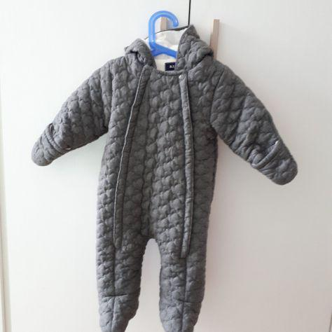 Tuta termica/invernale neonato