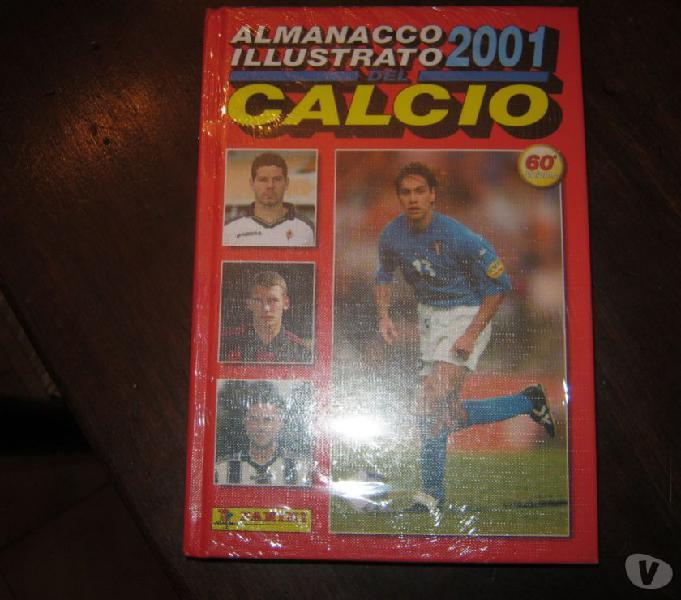 Almanacco calciatori panini 2001 - sigillato scandiano - collezionismo in vendita