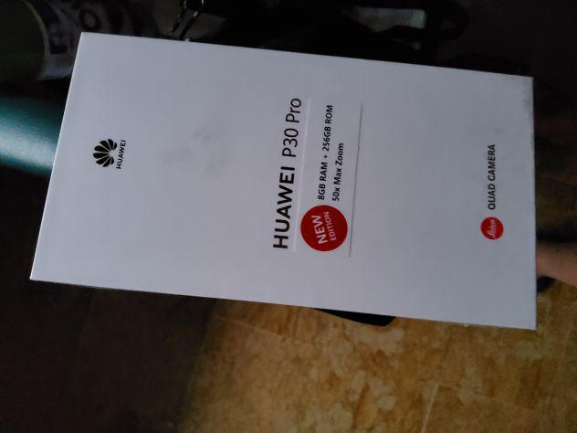 Huaasi p30 pro new edition con servizi google e play store