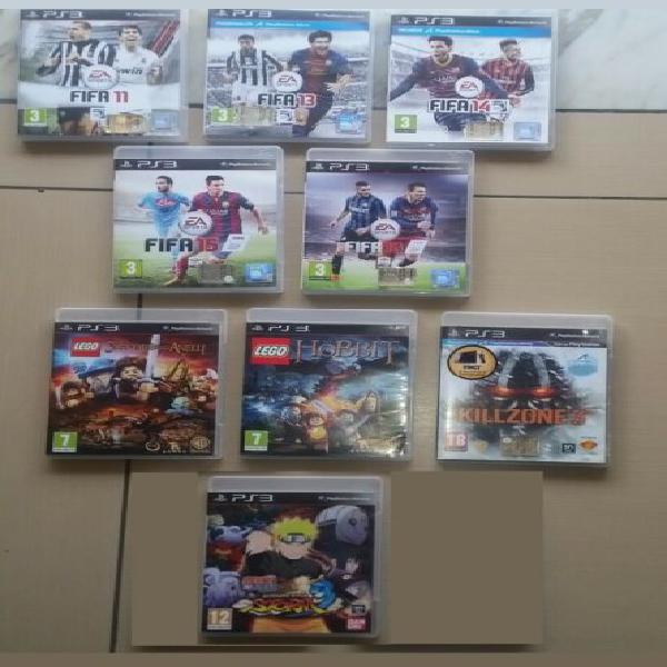 Playstation 3 ps3 lotto 9 game:divisibile