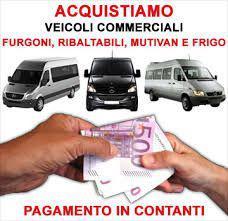 Acquisto furgoni ribaltabili veicoli commericali pago in