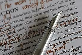 Correzione bozze, editing e servizi editoriali