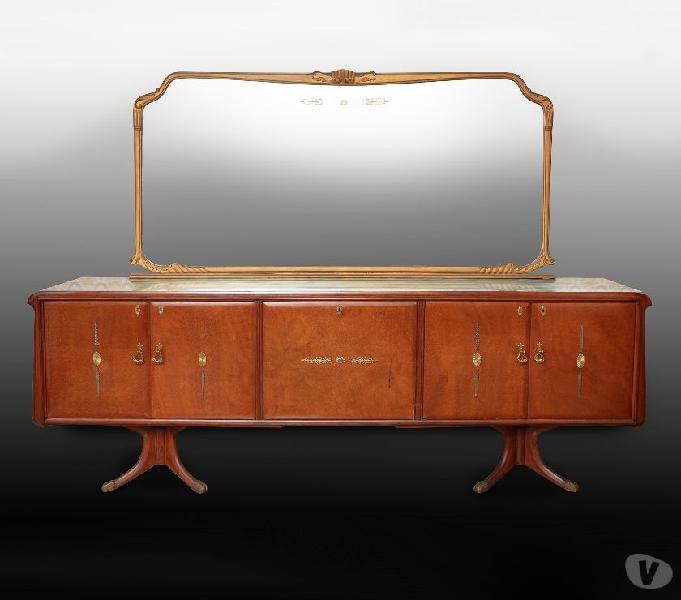 Credenza sideboard anni 50 design italiano reggio nell'emilia