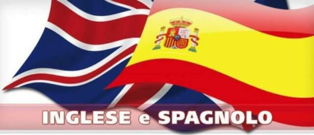 Ripetizioni di inglese e spagnolo