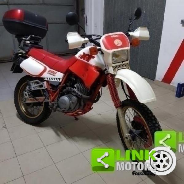 Yamaha xt 600 2kf 4 valves