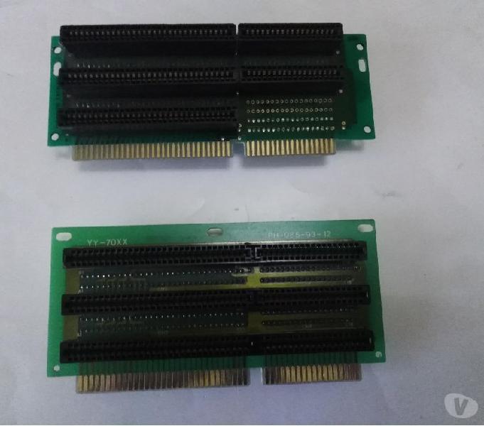 Computer attacco presa slot isa scheda d'espansione i486 386 pozzallo