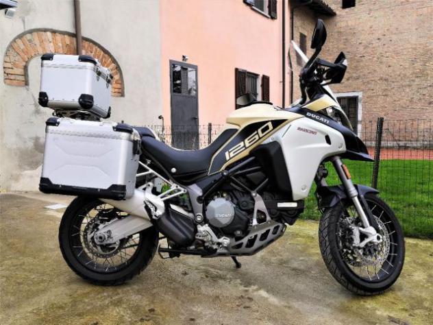 Ducati multistrada 1260 enduro - solo 3700 km