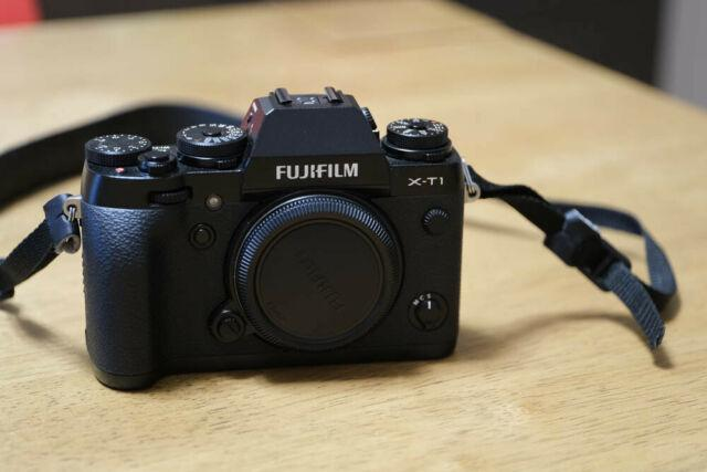Fujifilm xt1 perfetta