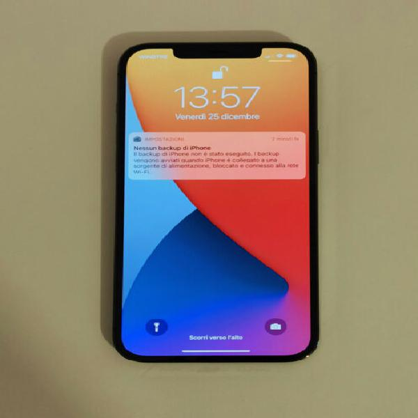 Iphone 12 pro max 256gb grafite come nuovo!
